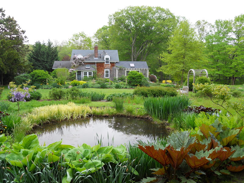 Farm pond andrew grossman landscape design for Pond landscape